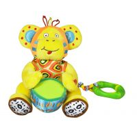 Babymoov hrajúci mazlíček opička