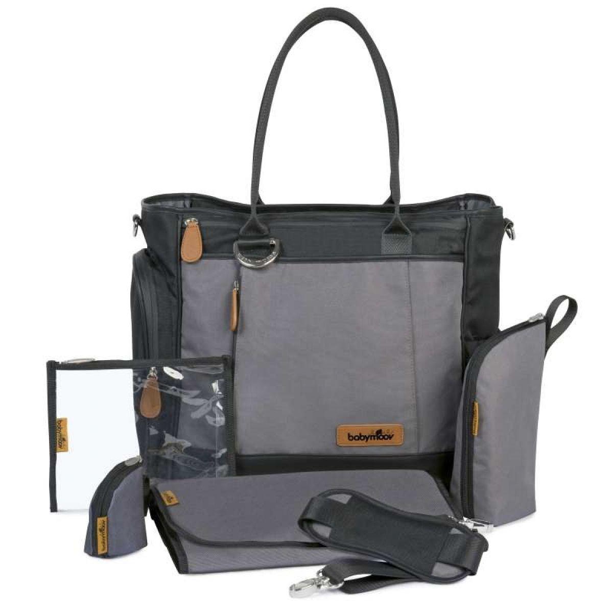 Babymoov Essential Bag Black