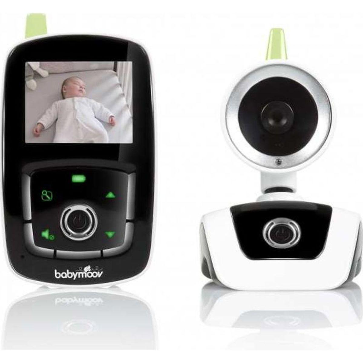 Babymoov VISIO CARE III 2015 čierna/biela/zelená