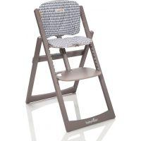 Babymoov výplň do stoličky Light Wood deco Zinc 2