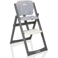 Babymoov výplň do stoličky Light Wood deco Zinc 3