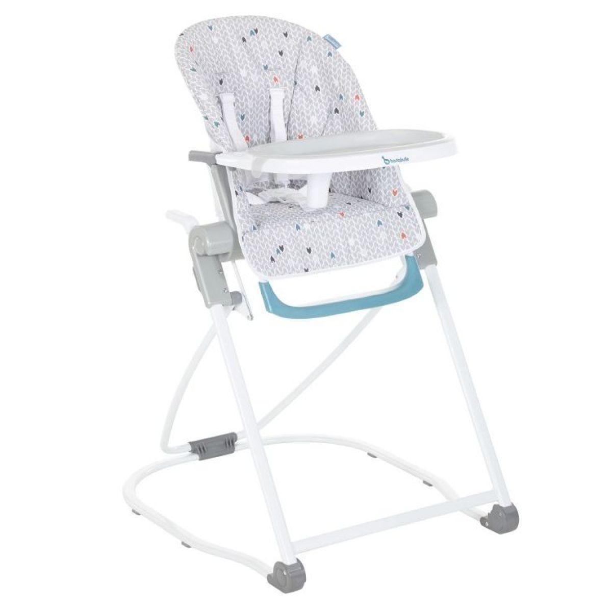 Badabulle Compact Chair grey