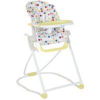 Badabulle Compact Chair yellow