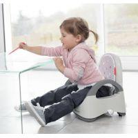 Badabulle prenosná stolička Comfort grey 5