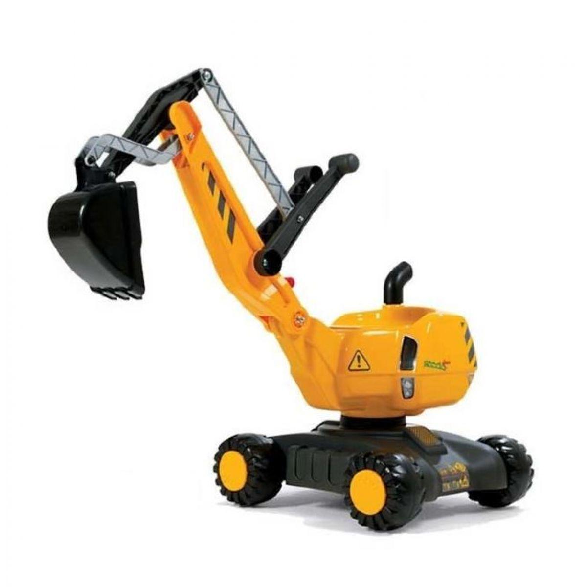 Rolly Toys Rolly Digger žltý