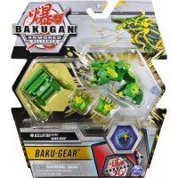 Bakugan bojovník s prídavnou výstrojou s2 Gillator zelený 4
