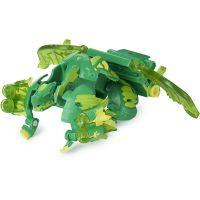 Bakugan bojovník s prídavnou výstrojou s2 Gillator zelený 2