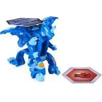 Bakugan bojovník s prídavnou výstrojou s2 Dragonoid modrý