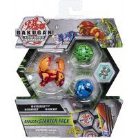 Bakugan štartovacia sada 3ks s2 Hydorous, Dragonoid, Howlkor 4