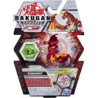 Bakugan základné balenie s2 Dragonoid červený 4