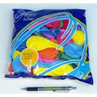 Balónik nafukovací Pastel 100 ks 3