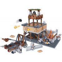 Mikro Trading Stavebnica BanBao Black Sword strážna veža 2