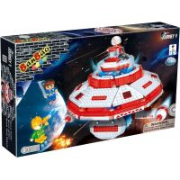Mikro Trading Stavebnica BanBao Vesmír 6402 Vesmírná loď BB-128