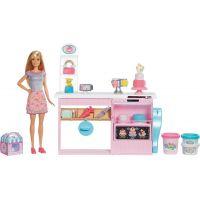 Barbie cukrářství herní set