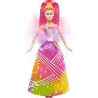 Mattel Barbie dúhová princezná 2