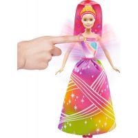 Mattel Barbie dúhová princezná 3