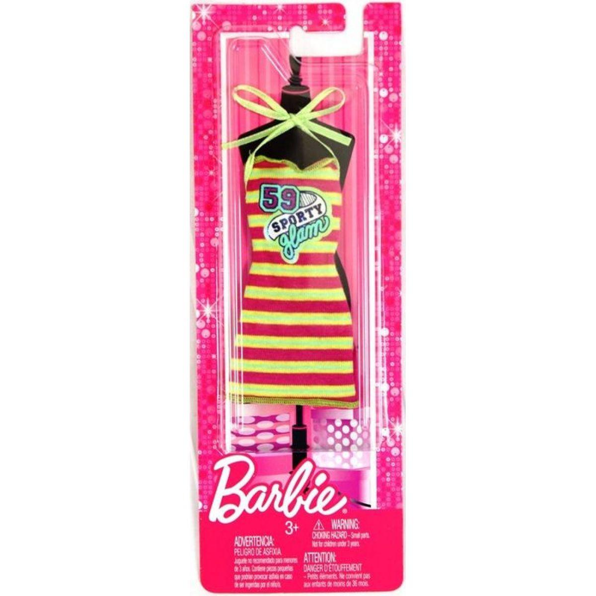 Barbie Barbie Fashionistas Módní oblečky