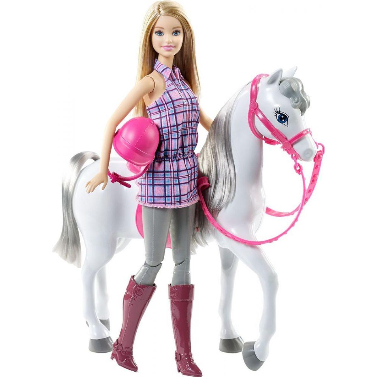 Barbie bábika s koňom