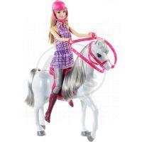 Barbie bábika s koňom 3