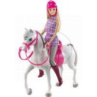 Barbie bábika s koňom 5