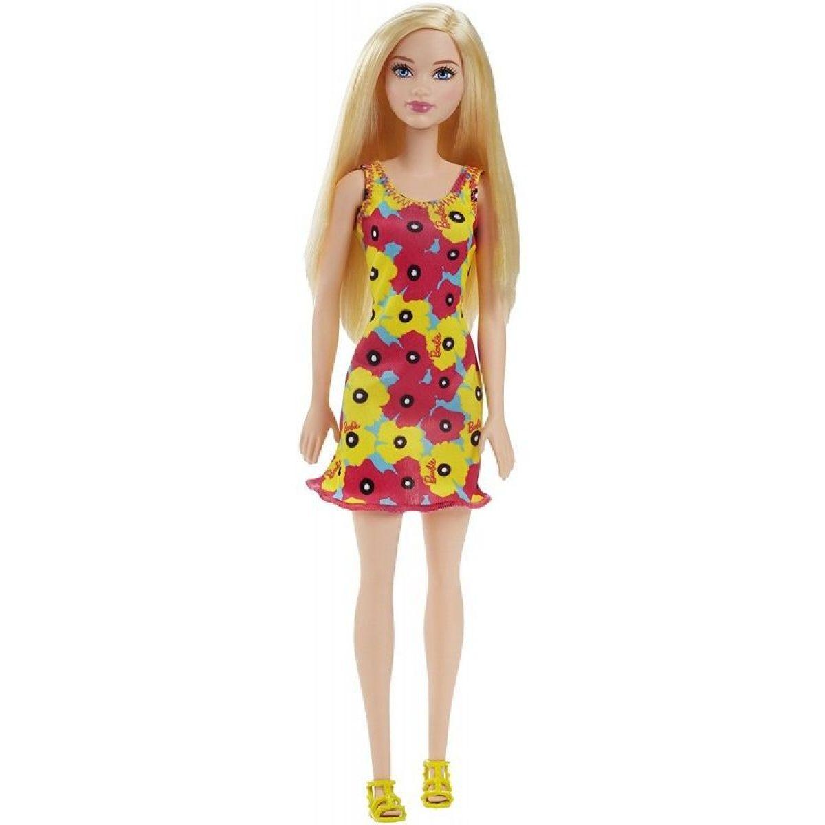 Barbie Bábika v šatách DVX87