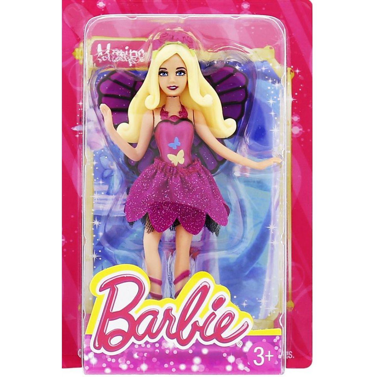 BARBIE V7050 Mini princezná - Mariposa