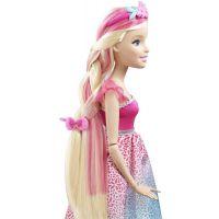 MATTEL Barbie Princezna Blondýnka s dlouhými vlasy 43 cm 4