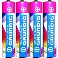 Batérie Grundig LR03 AAA 1,5 V Alkaline 4 ks