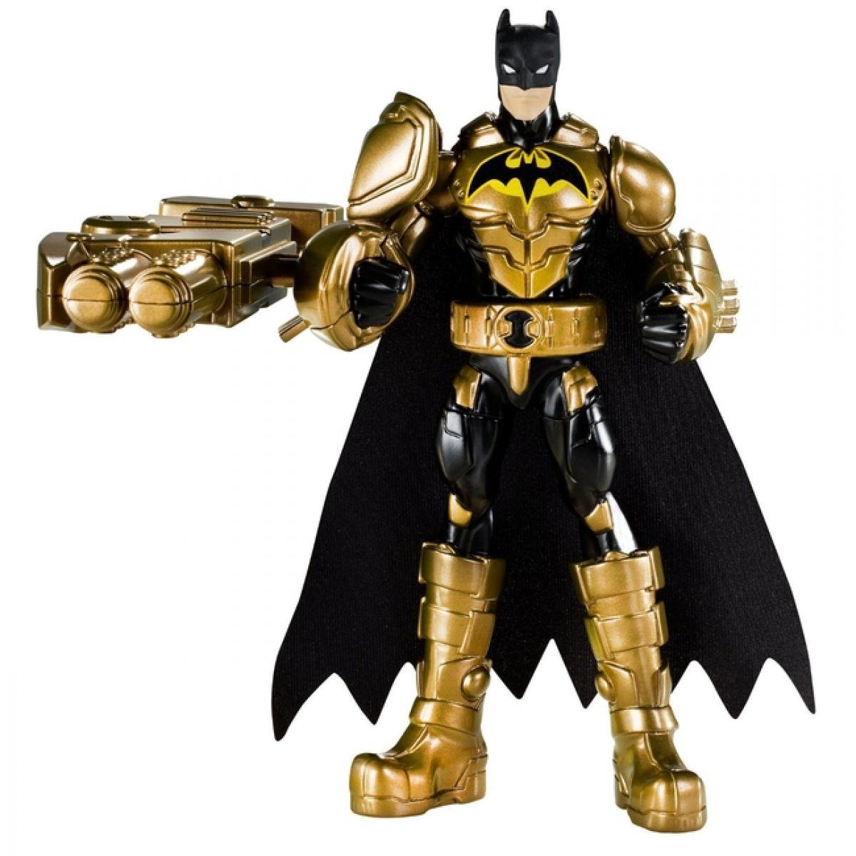 Batman bojové figurky Mattel W7256 - Batman Turbo punch