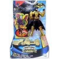 Batman bojové figurky Mattel W7256 - Batman Turbo punch 3