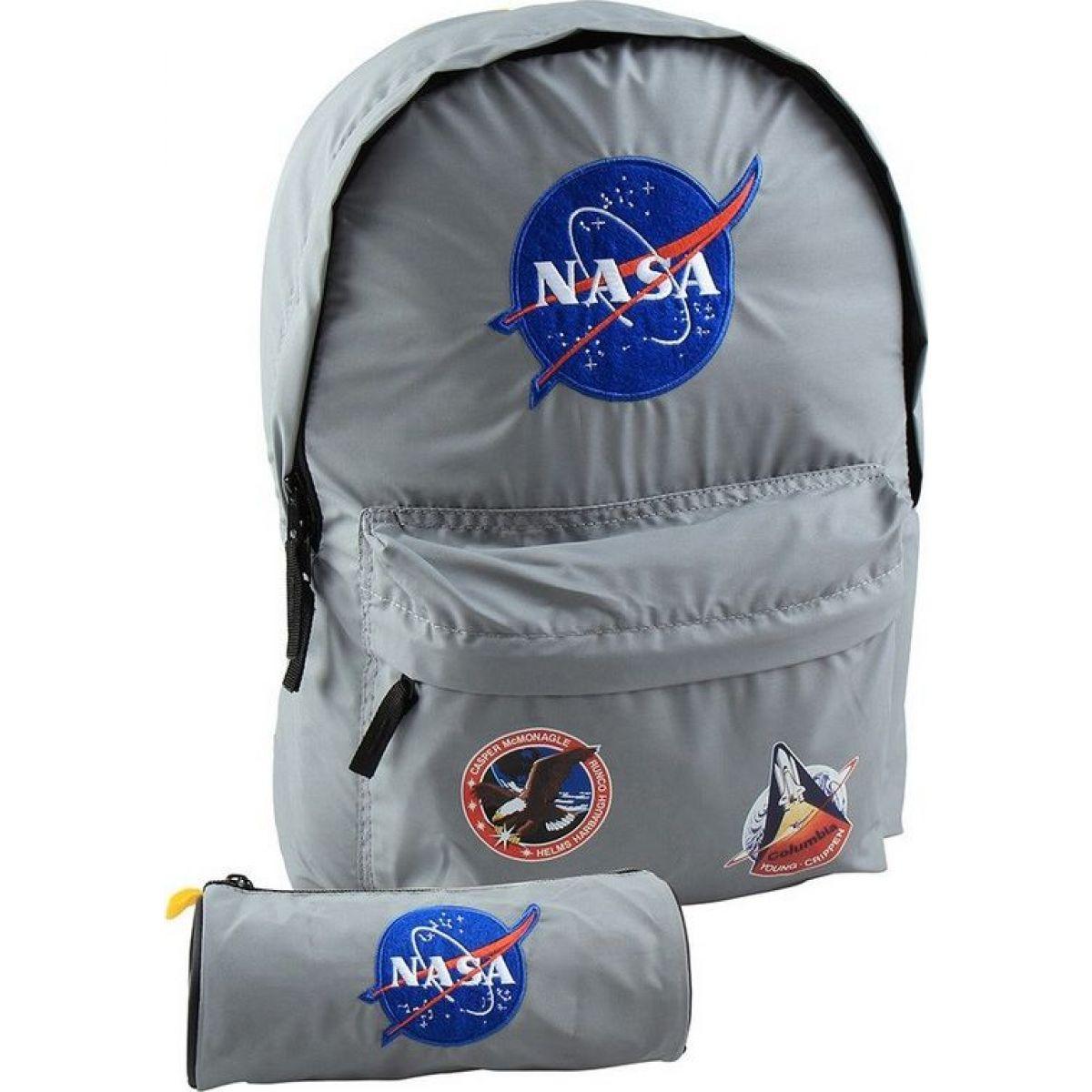 Batoh + puzdro na perá NASA