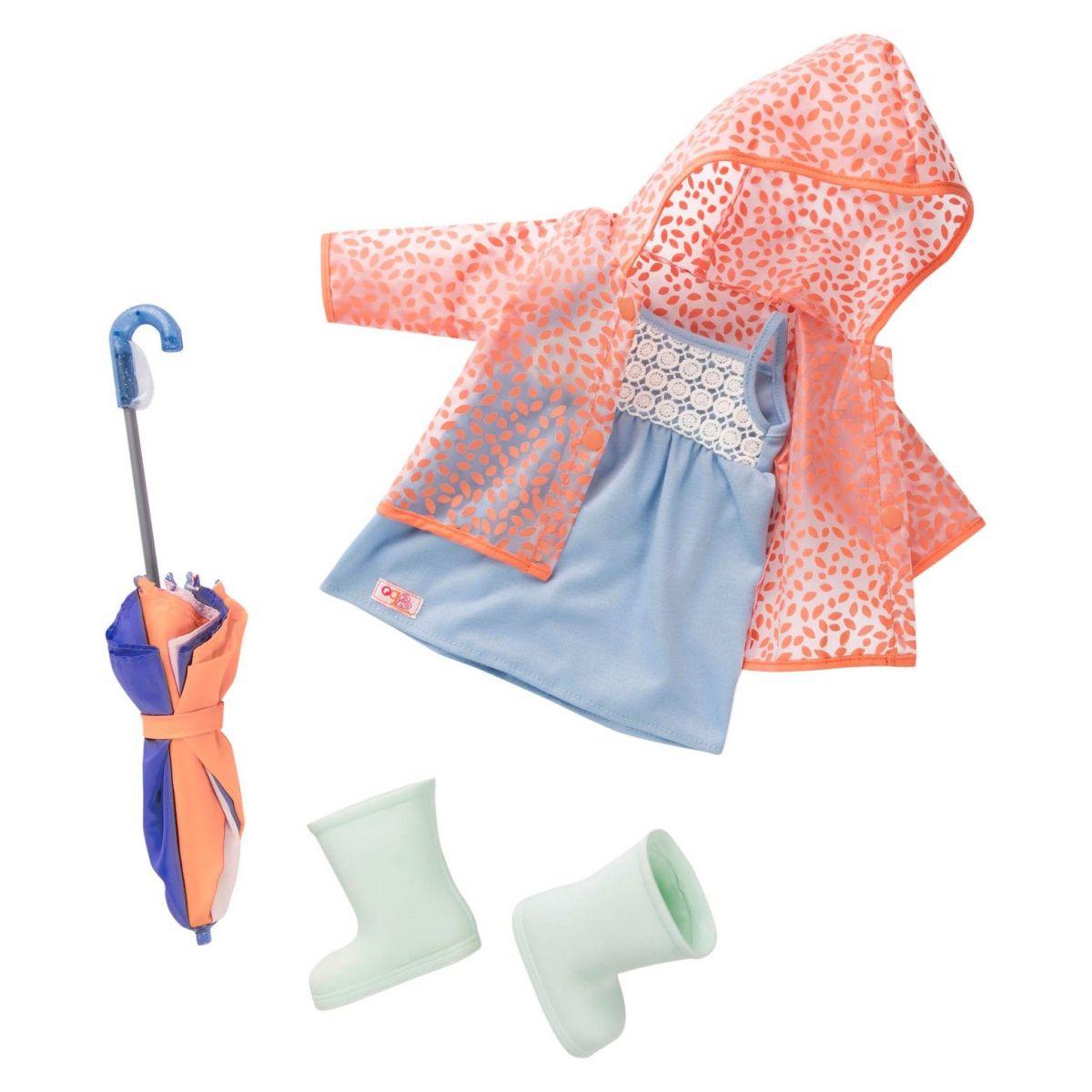 Batt Oblečenie do dažďa s dáždnikom