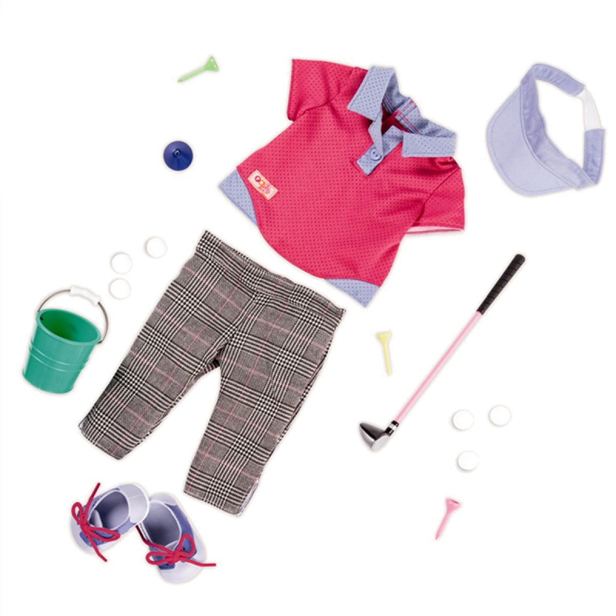 Batt Oblečenie na golf