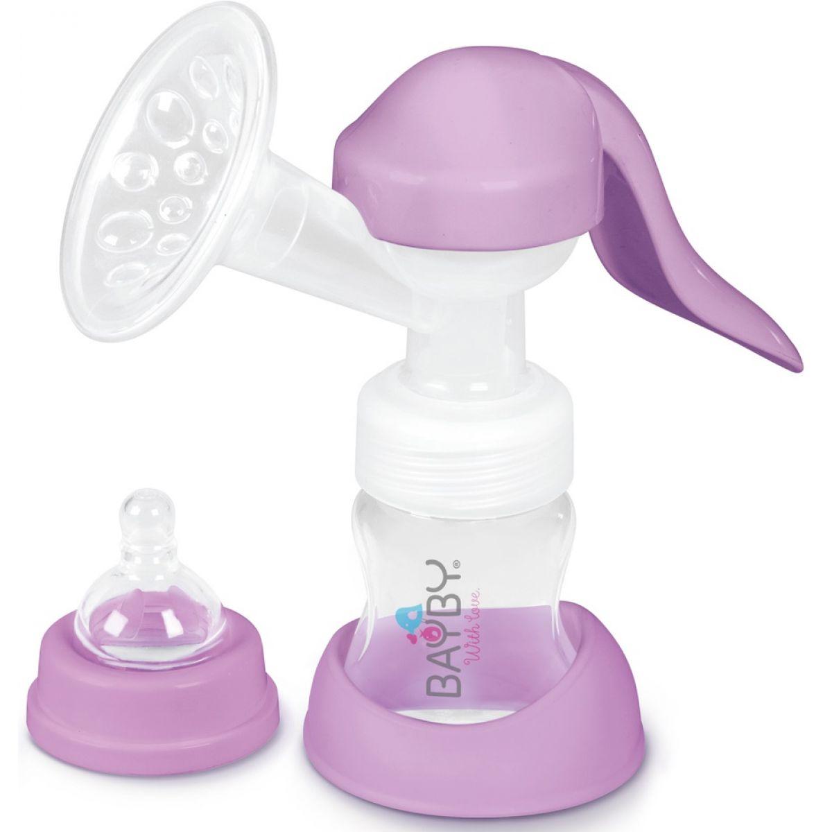 Bayby Manuální 2 fázová odsávačka mateřského mléka BBP 1000