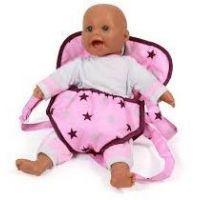 Bayer Chic Klokanka pre bábiky Stars Brombeere