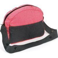 Bayer Chic Prebaľovacia taška ku kočíku pre bábiky ružovosivá