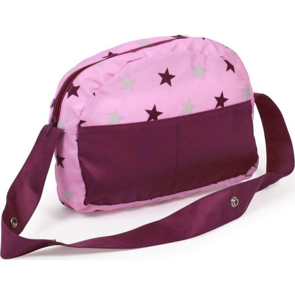 Bayer Chic Prebalovcia taška ke kočíku so vzorom hvezdičiek