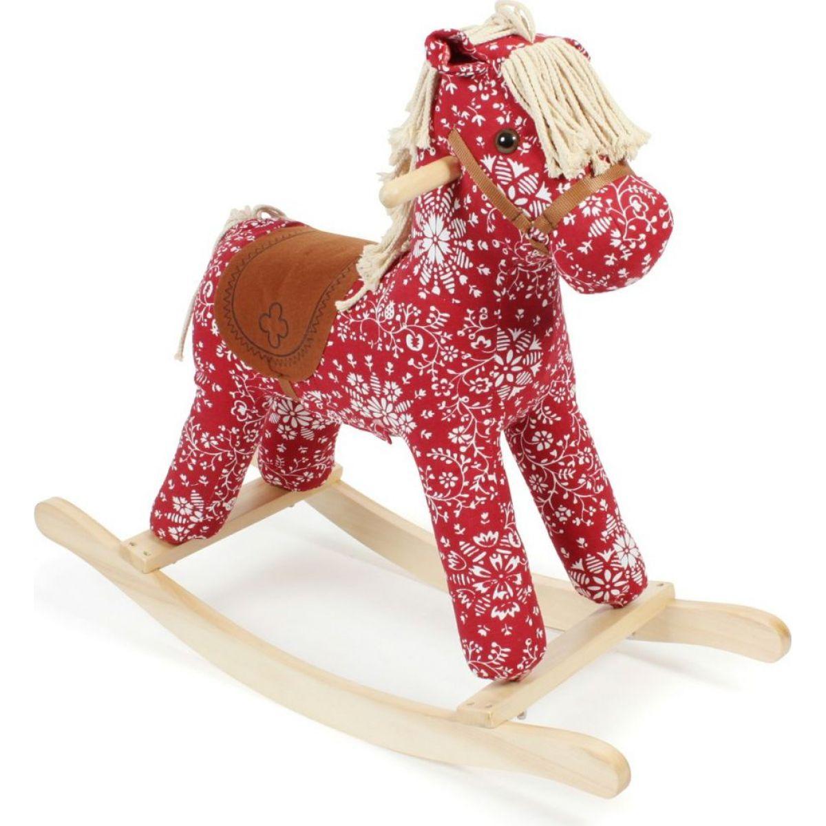 Bayer Chic houpací koník červený