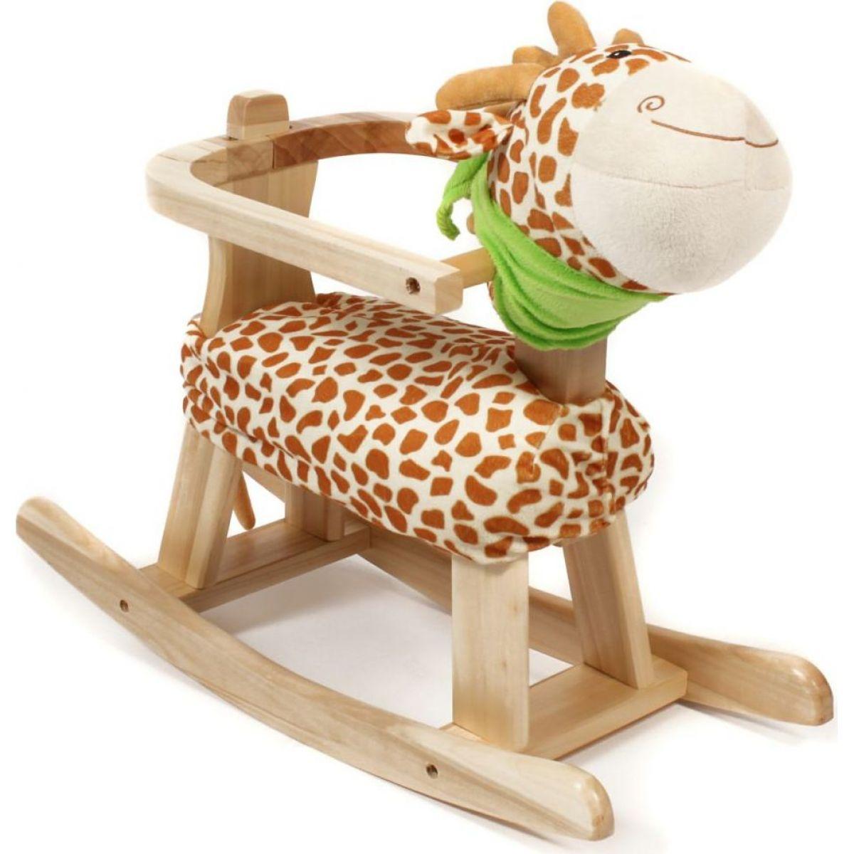 Bayer Chic Žirafa Giraffe hojdacia s ohrádkou