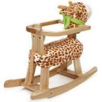 Bayer Chic Žirafa Giraffe hojdacia s ohrádkou 3