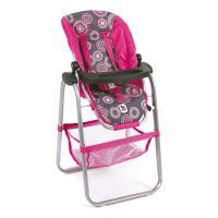 Bayer Chic 65587 Jídelní židlička pro panenku