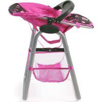 Bayer Chic Jídelní židlička pro panenku Pinky Balls 2