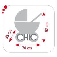 Bayer Chic Kočík pre panenky Lola plum 2