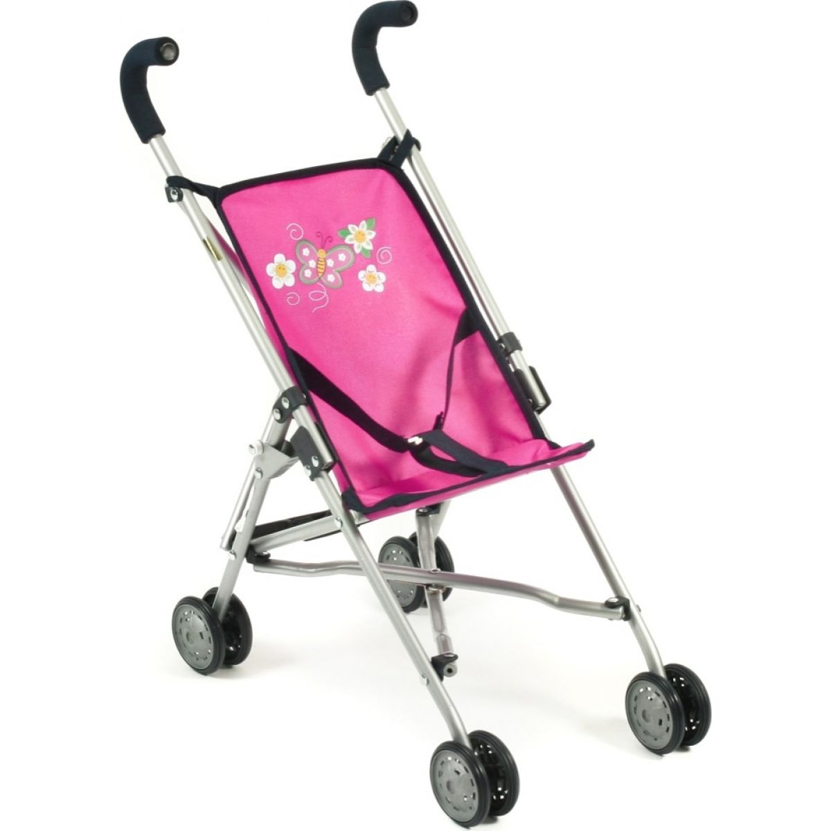 Bayer Chic Mini Buggy Roma Dots Navy Pink