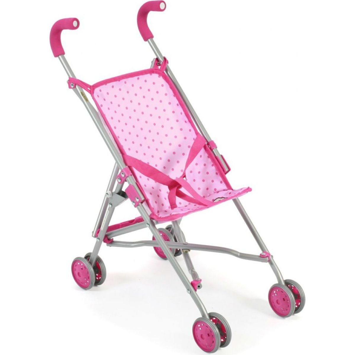 Bayer Chic Mini Buggy Roma Dots Pink