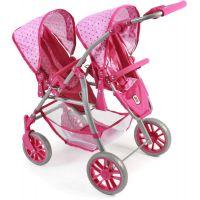 Bayer Chic Twinny Pink Dots 2
