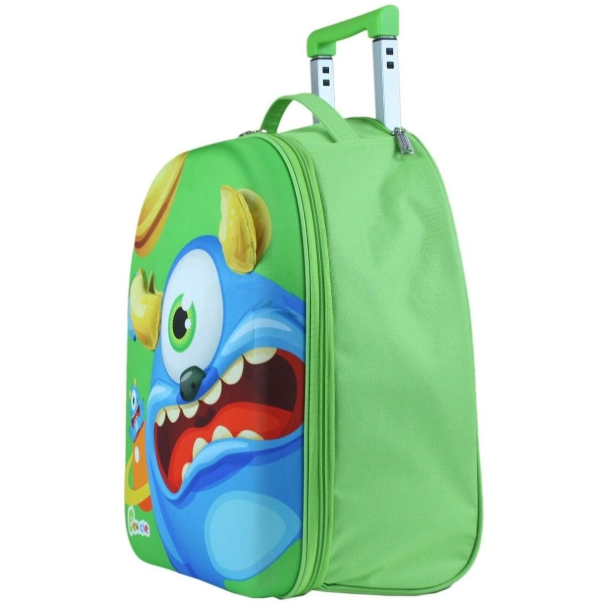 Bayer Chic Látkový kufrík s kolieskami Mike
