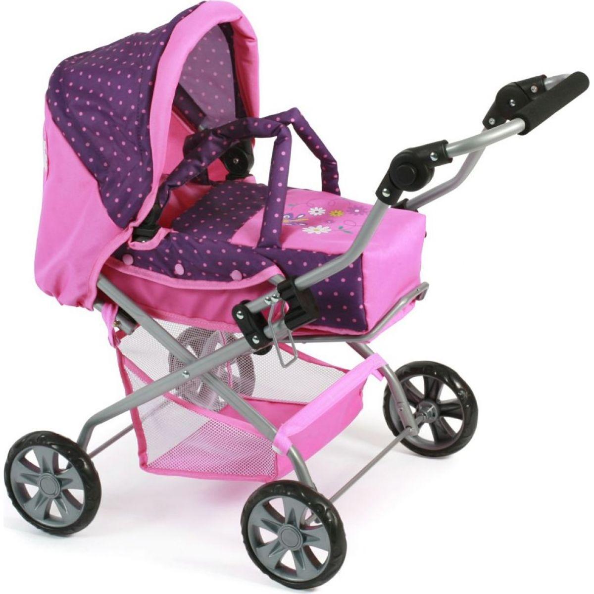 Bayer Chic Piccolino Dots purple pink