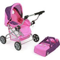 Bayer Chic Piccolino Dots purple pink 2