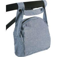 Bayer Chic Prebaľovacia taška Blue Jeans 2